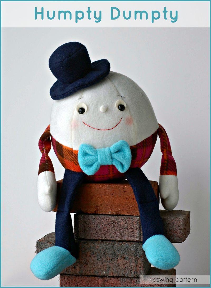 Humpty Dumpty Cover