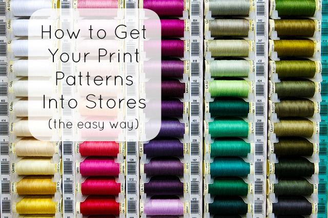 Print Patterns Graphic