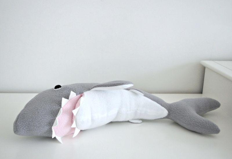 Shark by Abby Glassenberg