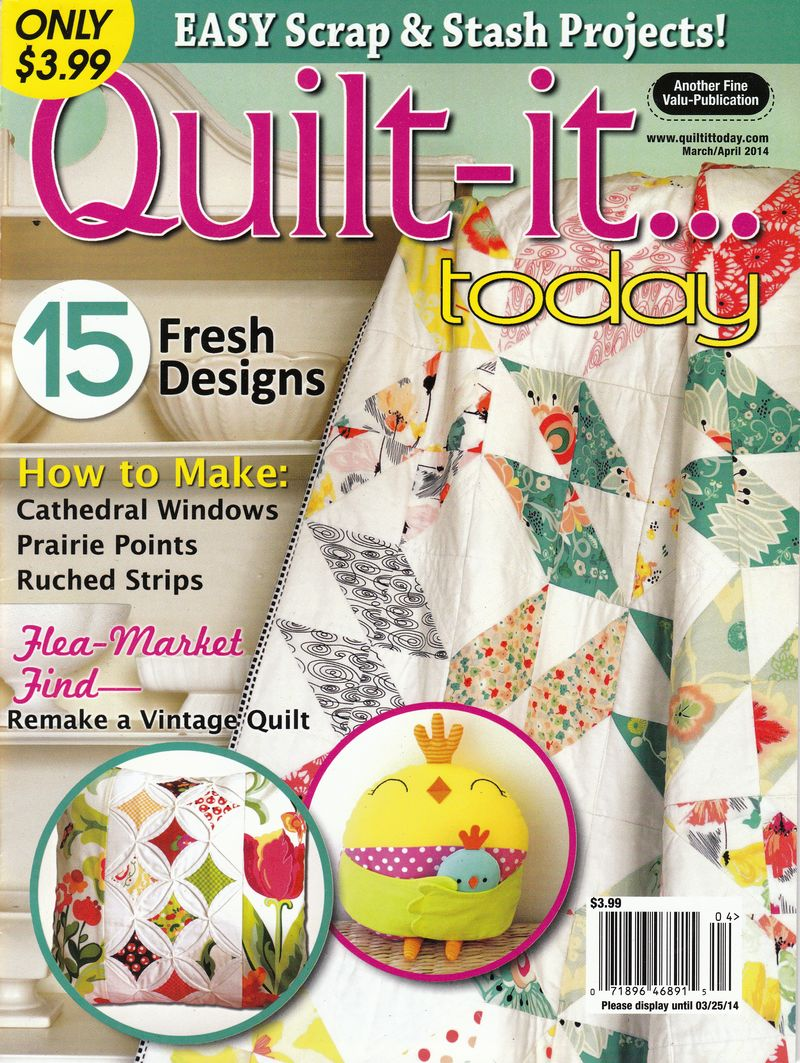 Quilt It Today Cover
