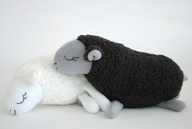 Baa Baa Black Sheep Pattern