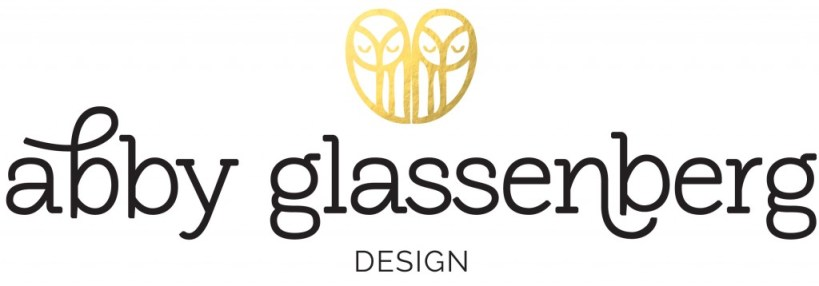 Abby Glassenberg Design Logo