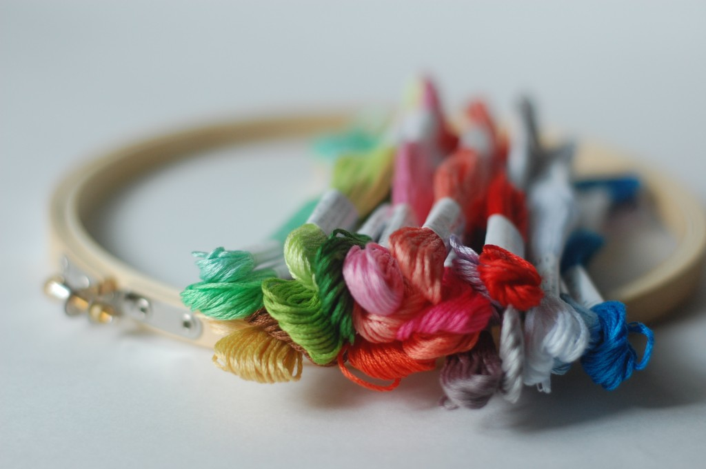 Sublime Stitching Floss