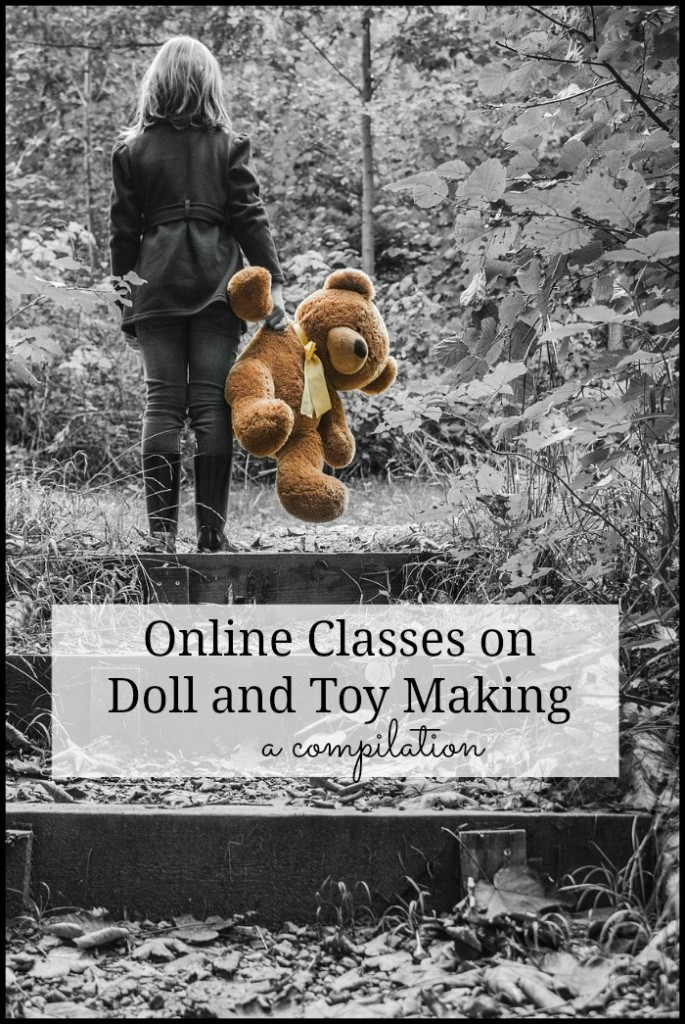 Online Classes on Doll and Toy Making