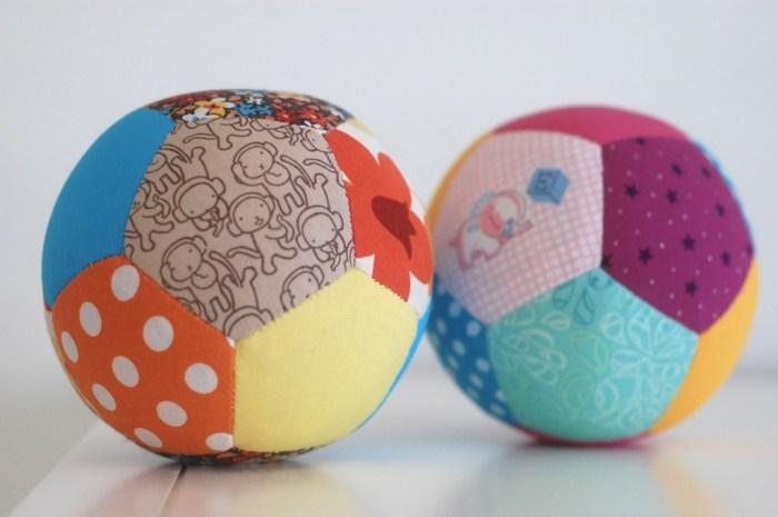 Patchwork Ball 3