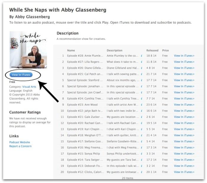 iTunes Tutorial 2