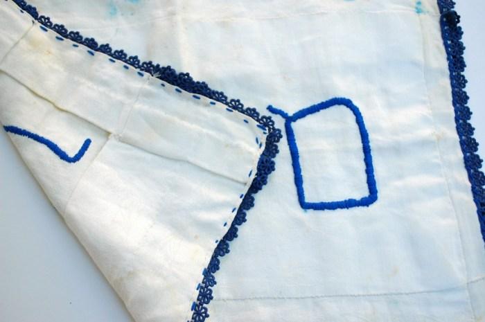 Matzah Cover Detail
