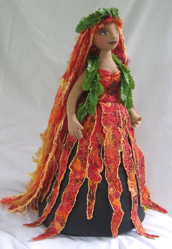Fairies Nest Doll