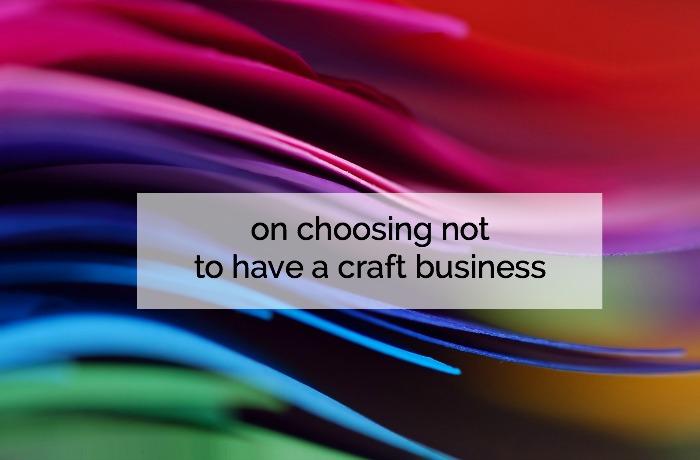 choosing not