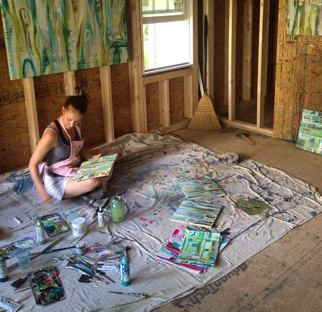 Carolyn Working