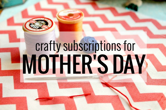 CRAFT SUBSCRIPTIONS