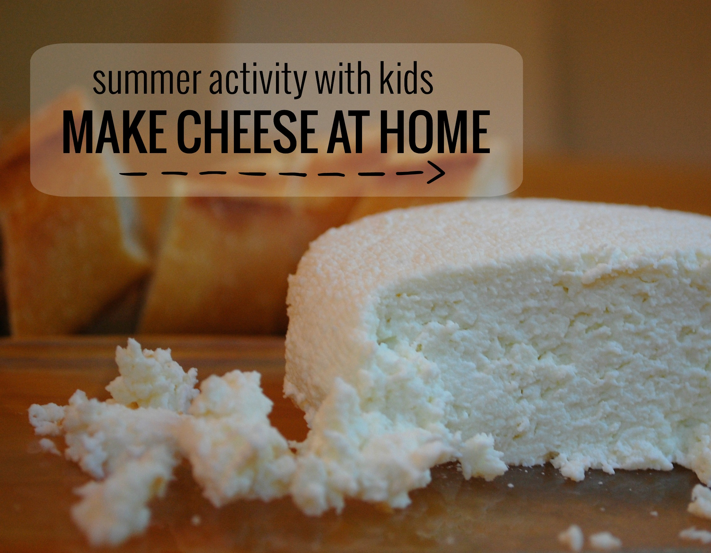 How to make cheese at home