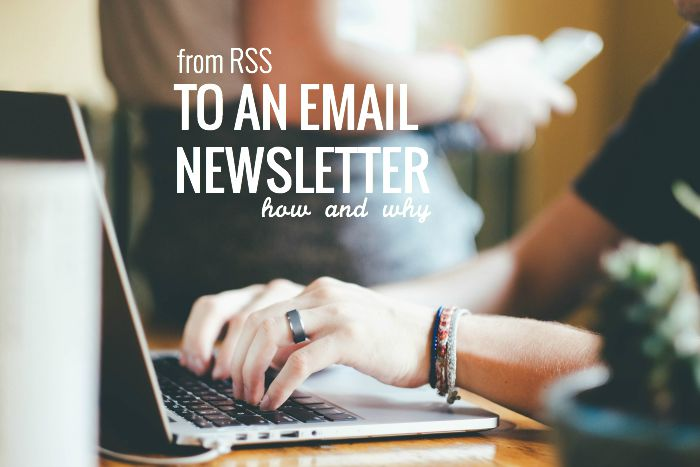 rss to email