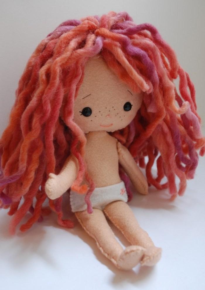 My Felt Doll doll 2