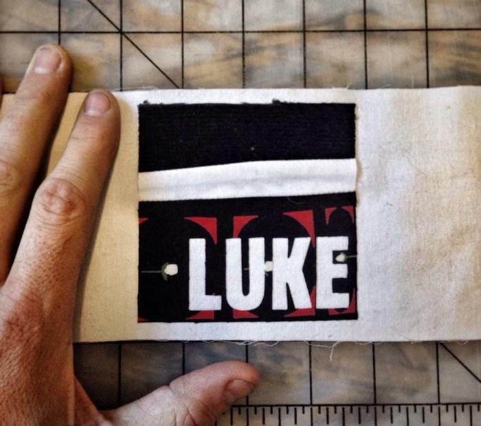 luke haynes signature