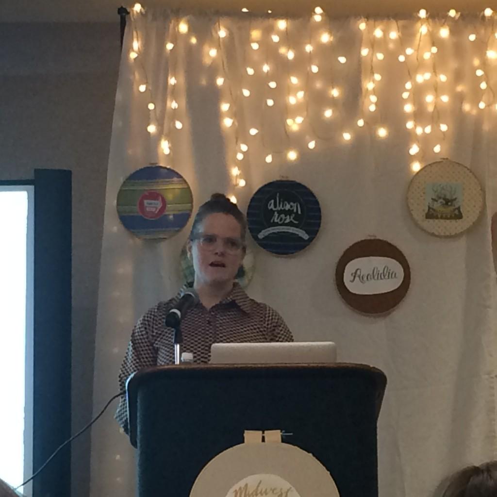 Lisa Congdon keynote