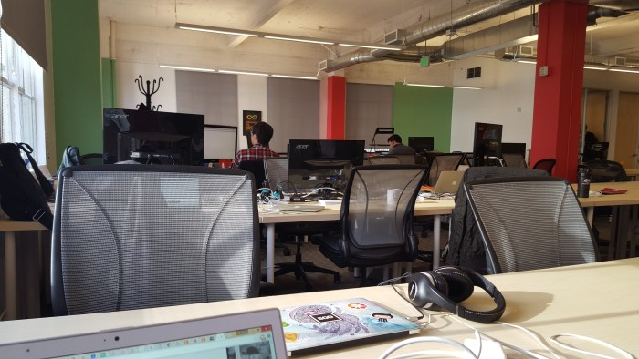 the 500 startups office