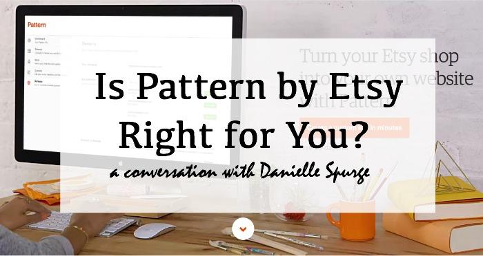 Pattern By Etsy