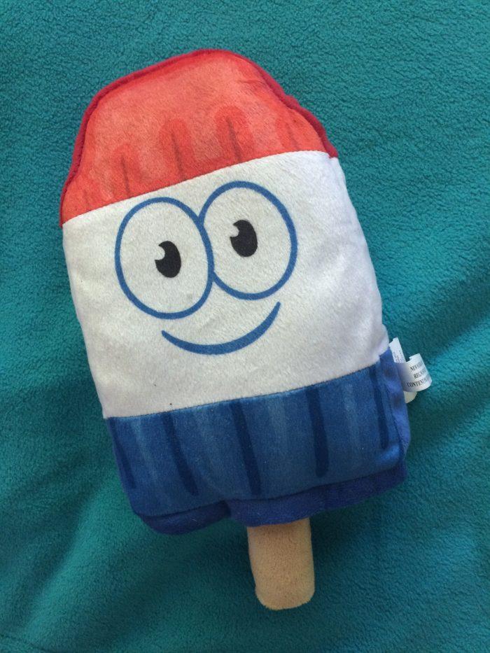 plush rocket pop