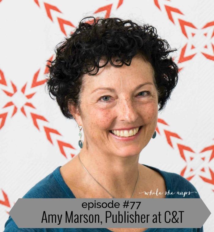 Episode 77 Amy Marson