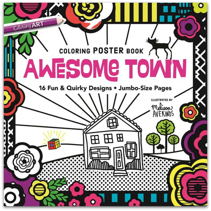 awesome-town-by-melissa-averinos