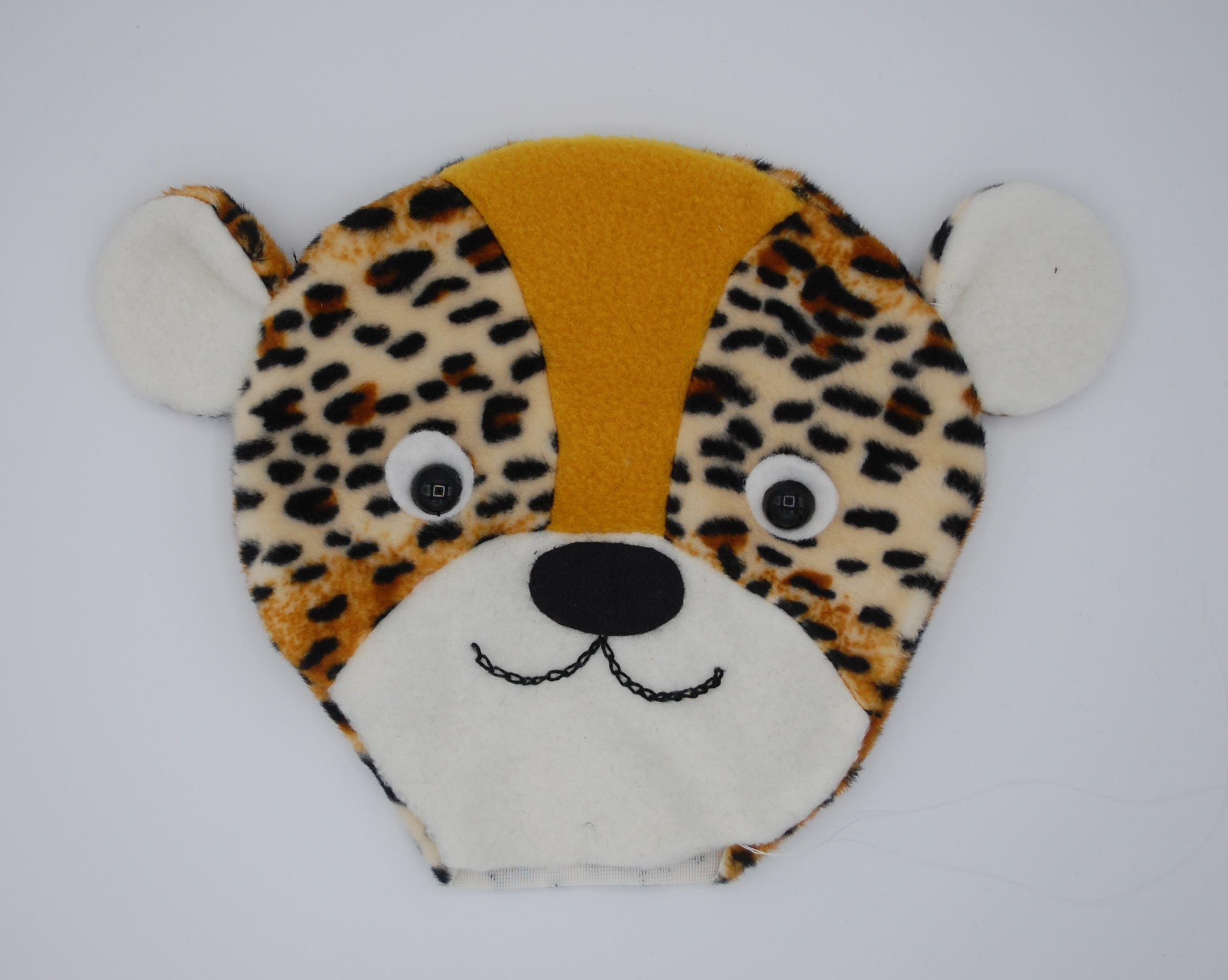 Cheetah head draft