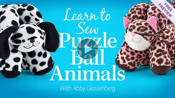 puzzle-ball-animals