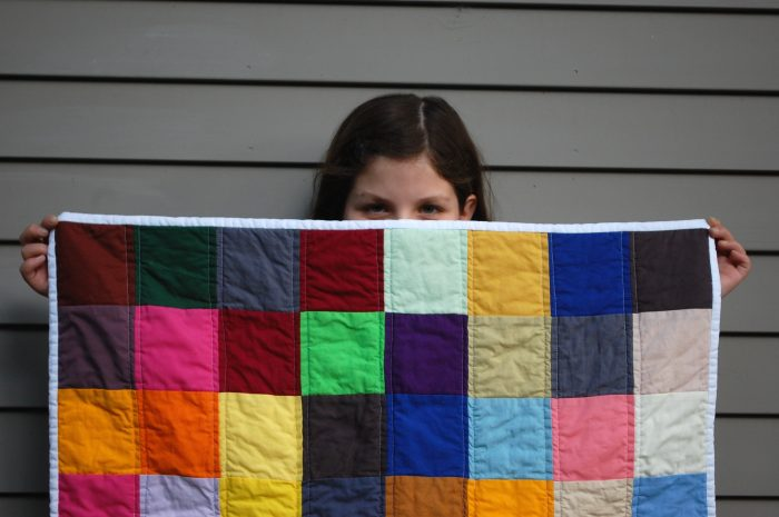 Baby Quilt Solids