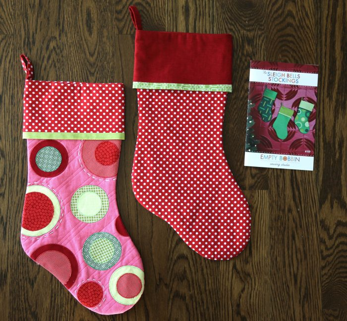 Stocking Pattern by Shea Henderson