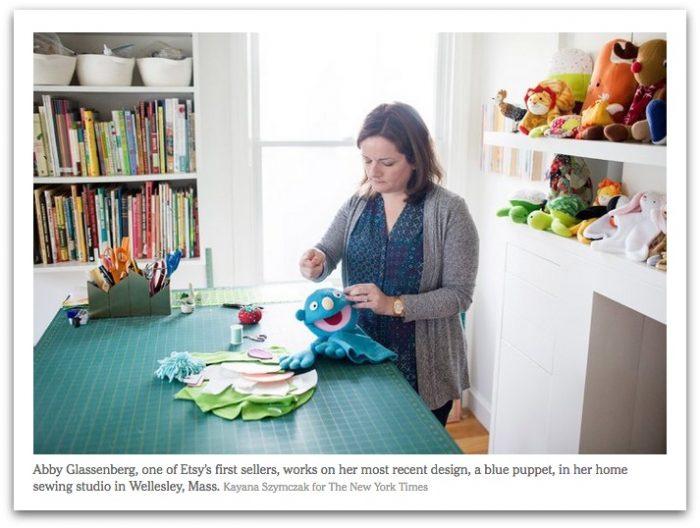 Abby Glassenberg New York Times