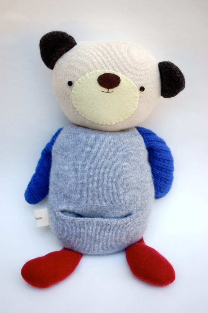 How To Make A Memory Bear A Free Pattern Whileshenaps Com