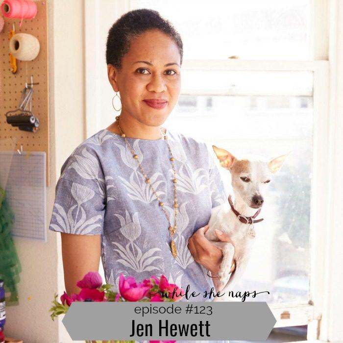 Episode 123 Jen Hewett