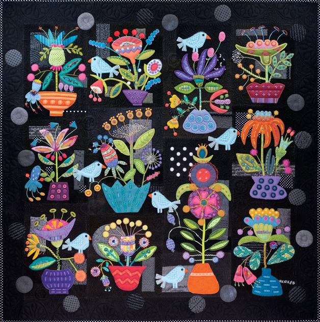 Fresh Cut quilt by sue spargo