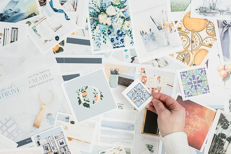 North Florida brand shoot for Michele Perry, Designed to Thrive Creative | by Abby Grace Photography