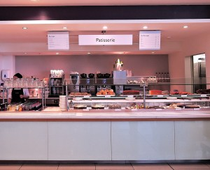 The Patisserie at Peter Jones