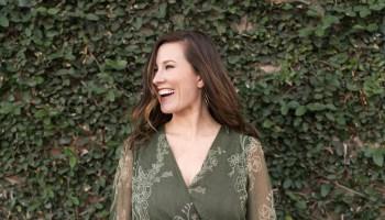 Woman entrepreneur headshot
