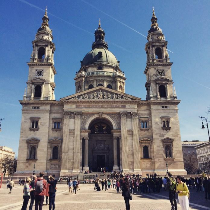 Saint Stephan's Basilica Church