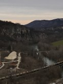 River and the Bridge