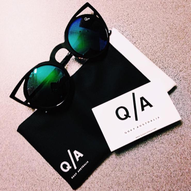 Quay Australia Sunglasses review