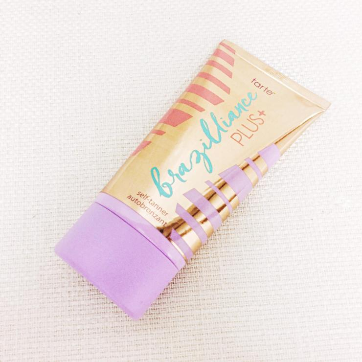 Tarte Brazilliance Plus+ Self-Tanner review