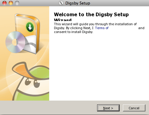 How to install Digsby on Mac (5/6)