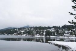 hdr lake mountains-1