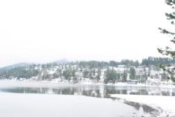 hdr lake mountains-3
