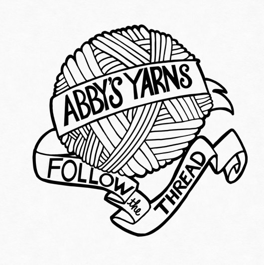 Abby's Yarns Logo