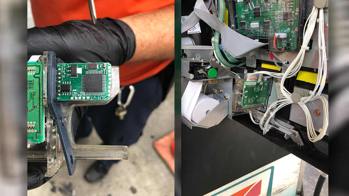 3.5% is an introductory offer that spans the first 90 days of card ownership, beginning on the date of card activation. Credit card skimmers found at two Sarasota gas stations - ABC7 Southwest Florida