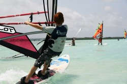 Jibe City Windsurfen & Kiten