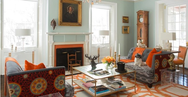 10 Tips for Using Color in Your Home