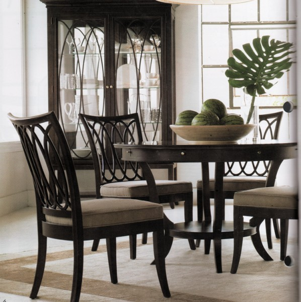 Dining Room Furniture by Marge Carson Replica Stanley