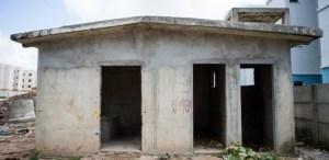 Residenciais em Olinda (PE) estão abandonados, mesmo após 95% da obra concluída. Foto: Clara Gouvêa/UOL