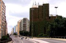 Os jardins verticais no Minhocão só melhoram a saúde e abaixam os níveis de poluição no centro de São Paulo. Foto: Divulgação/TV Brasil